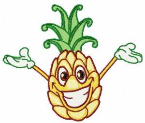Ananas Bonjour