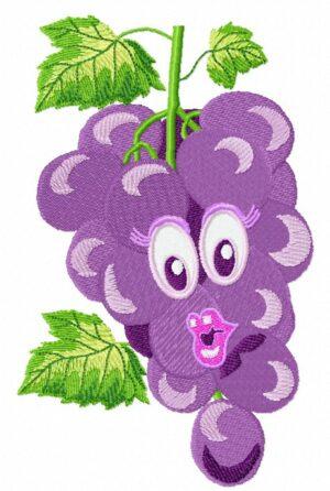 Raisin violet