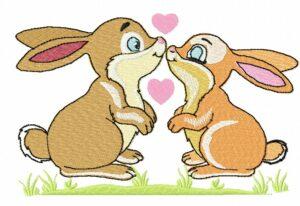 Lapins Amoureux