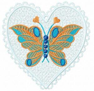 Cœur Papillon (FSL)