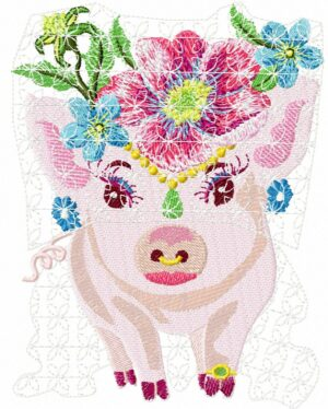 Piggy fiancée
