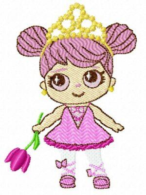 Princesse Rubis