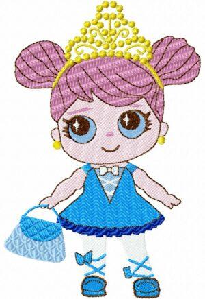 Princesse Saphira