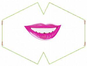 Masque Sourire (ITH)