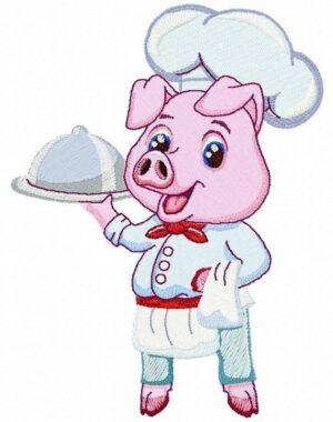 Cochon serveur