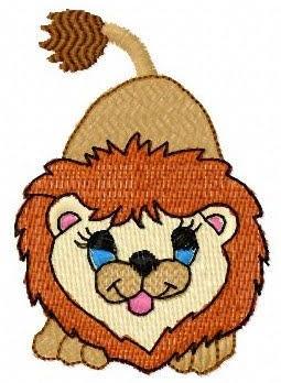 Lion Saphir