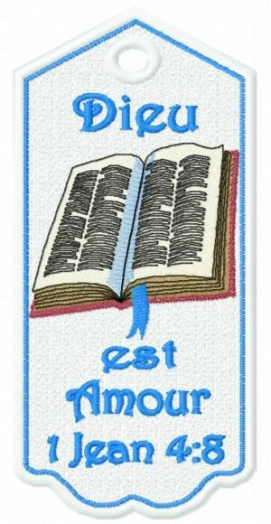 Marque-page Bible (FSL)