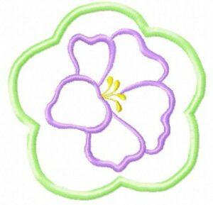 Lingette Hibiscus Satin (ITH)