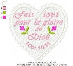 Cœur Bible (FSL)