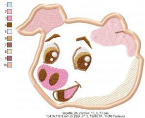 Lingette Cochon (ITH)